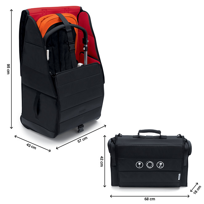 Bugaboo comfort transport bag 4
