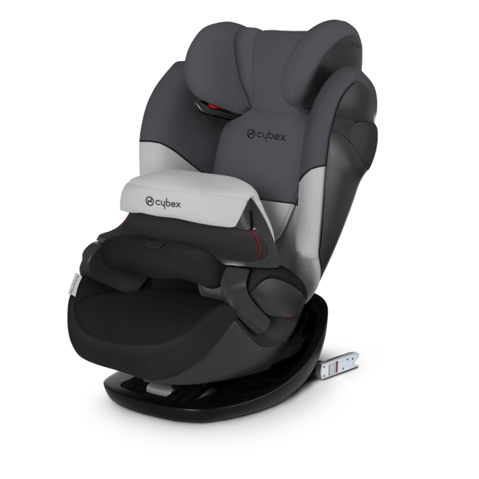 Cybex pallas m fix gray