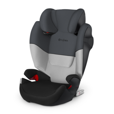 Cybex solution m fix grey