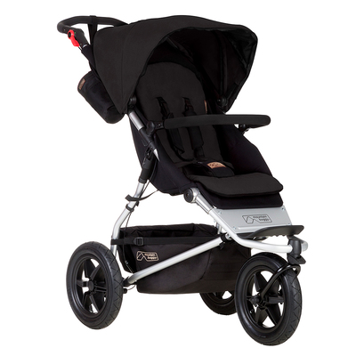 Mountain buggy urban jungle black